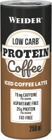 WEIDER Low Carb Protein Coffee Latte proteinová káva 250 ml