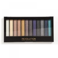 MAKEUP REVOLUTION LONDON Redemption Palette Essential Day to Night paletka očních stínů 14 g