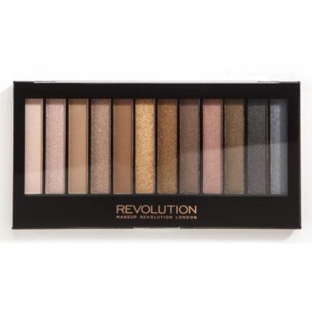 Makeup Revolution Redemption Palette Iconic 1 paletka očních stínů 14 g