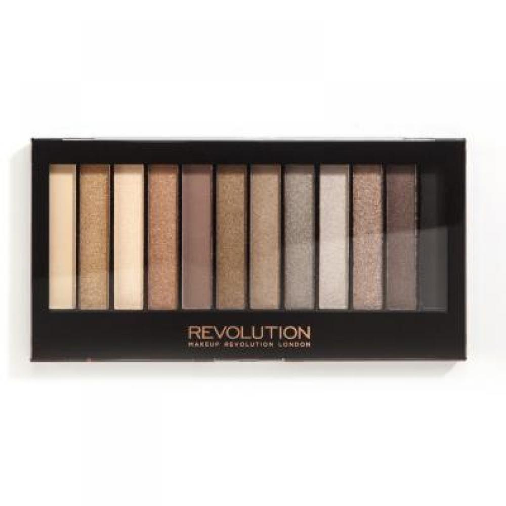 Makeup Revolution Redemption Palette Iconic 2 paletka očních stínů 14 g