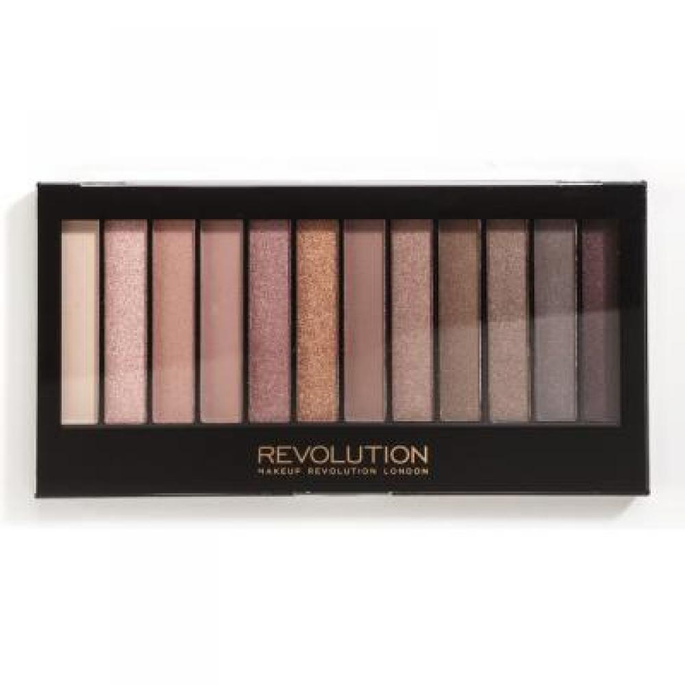 Makeup Revolution Redemption Palette Iconic 3 - paletka očních stínů 14 g