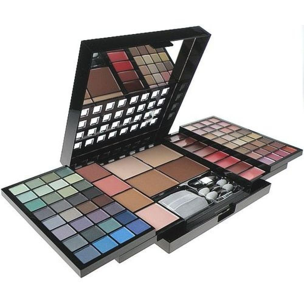 Makeup Trading Schmink Set Flower 92g Complet Make Up Palette Kazeta dekorativní kosmetiky