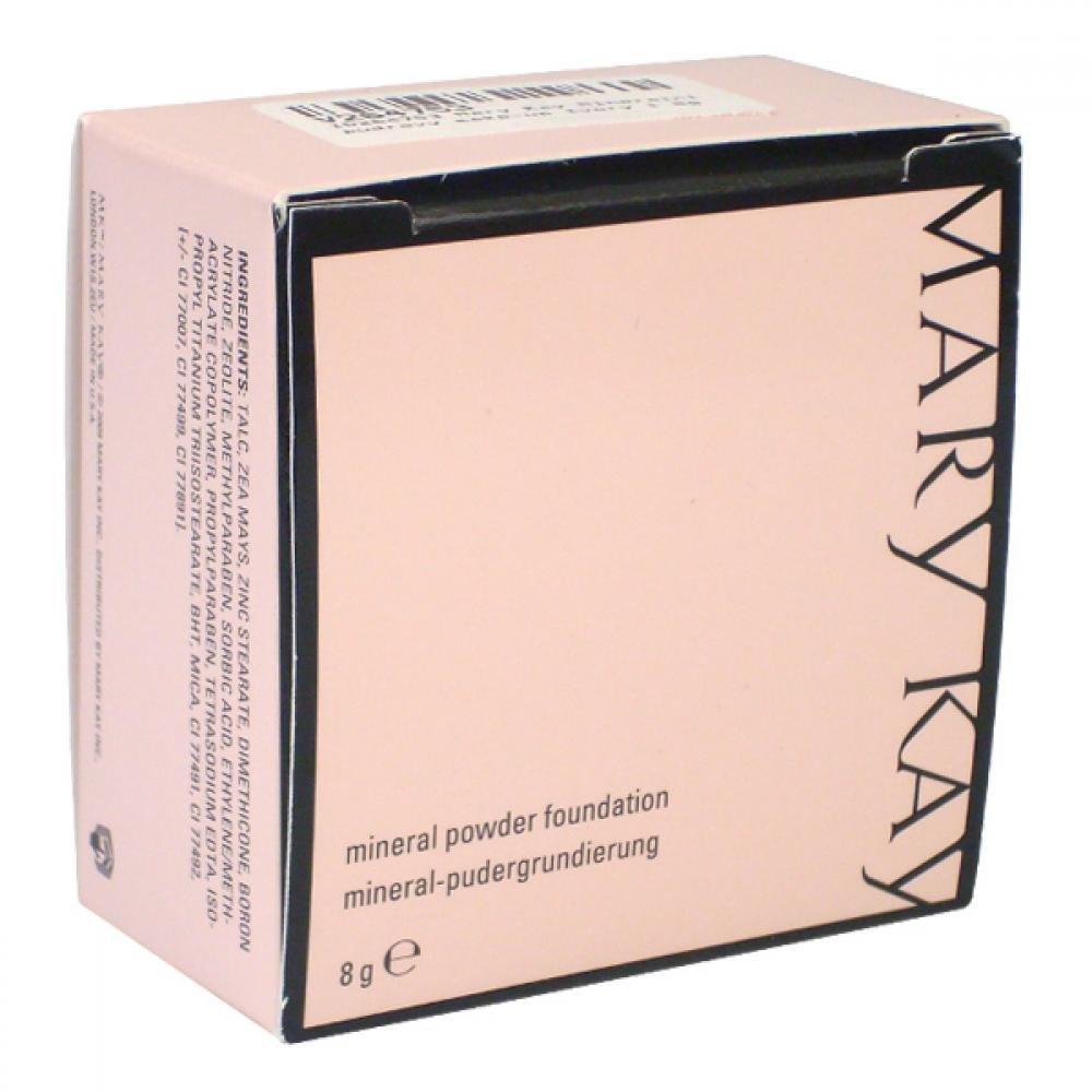 Mary Kay Minerální pudrový make-up Ivory 1 8 g