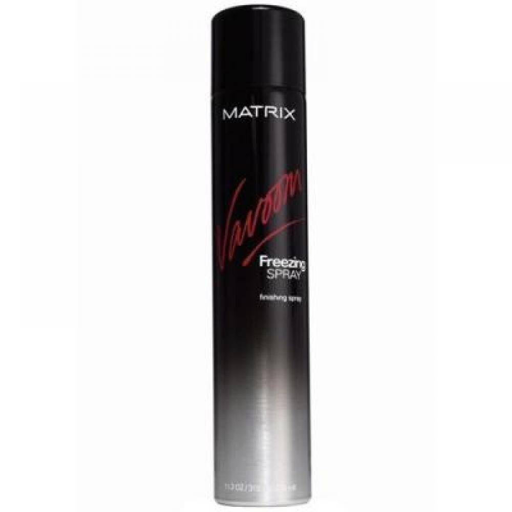 Matrix Vavoom Freezing Finishing Spray 500ml Silný lak na vlasy