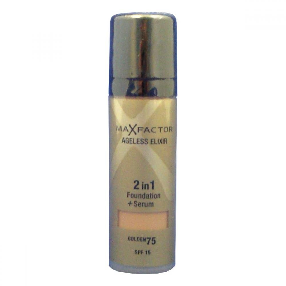 Max Factor Ageless Elixir 2in1 Golden 75