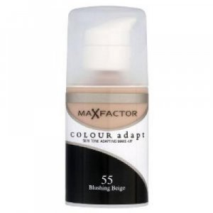 MAX FACTOR Colour Adapt Make-up 55 Blushing Foundation 34 ml