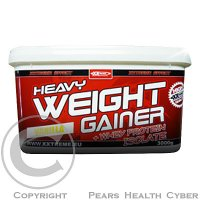 Maximum Heavy Weight Gainer 1000 g vanilka