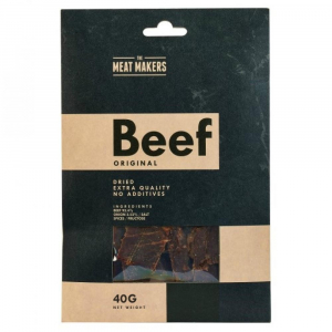 MEAT MAKERS Beef Jerky Original 40 g