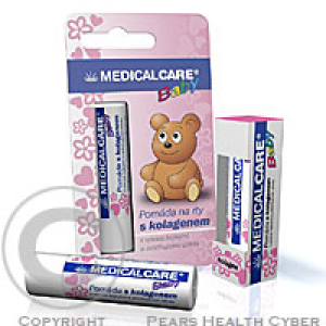 Medical Care Baby Pomáda s kolagenem 4.8g