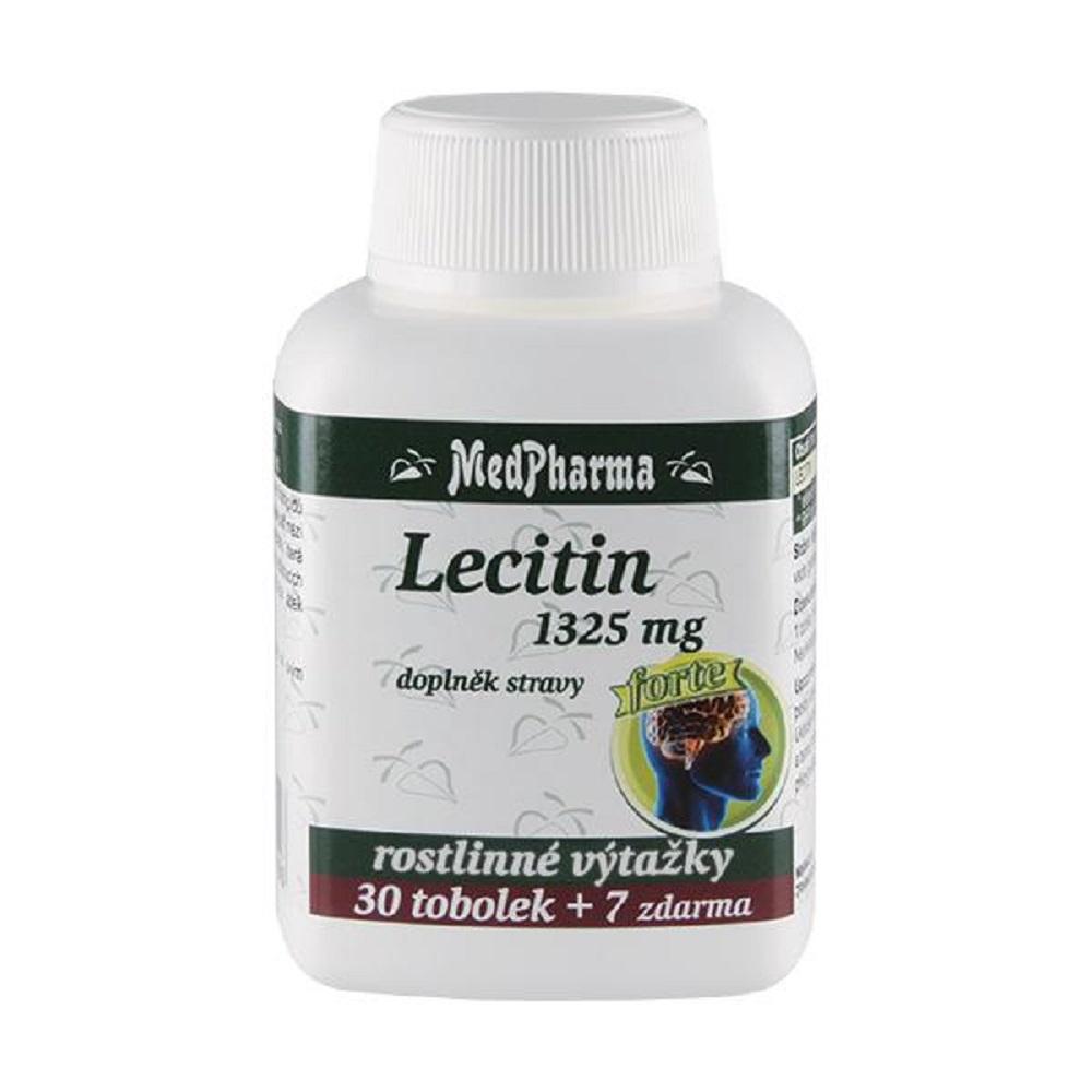 MedPharma Lecitin Forte 1325mg tob.37