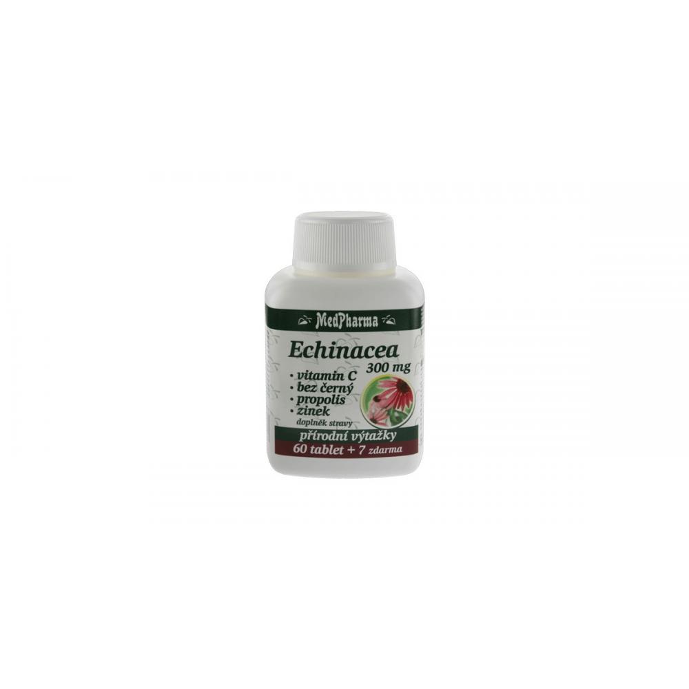 MedPharma Echinacea 300mg+Propolis tbl.67