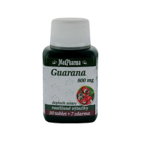 MedPharma Guarana 800 mg tbl. 37