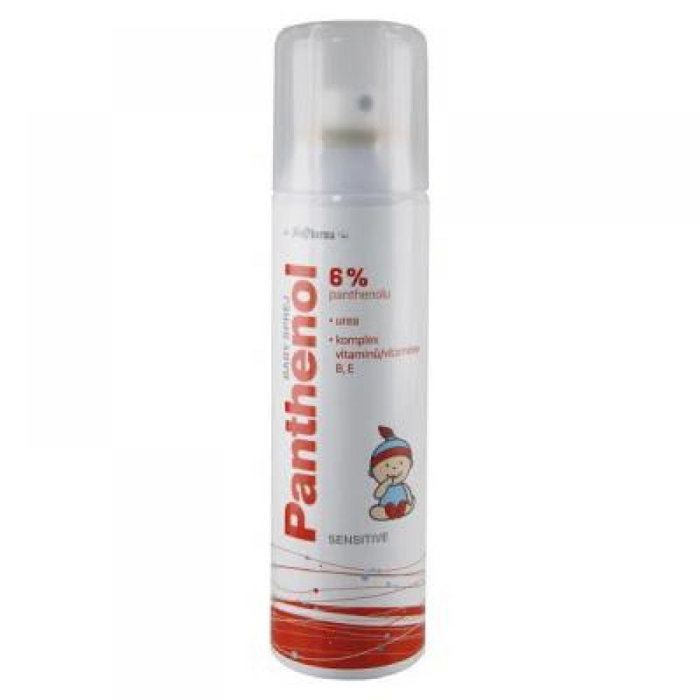 MEDPHARMA Panthenol 6% Sensitive baby chladivý sprej 150 ml