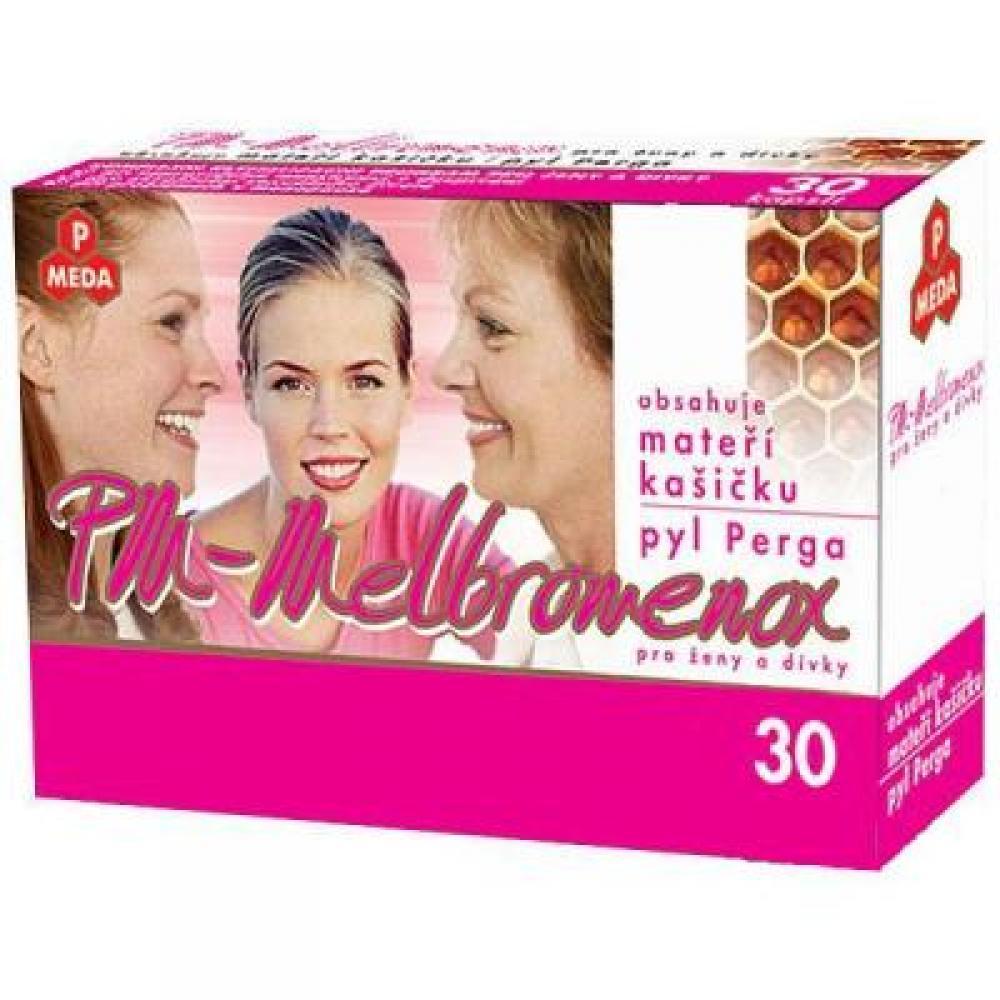 Melbromenox pro ženy cps.30