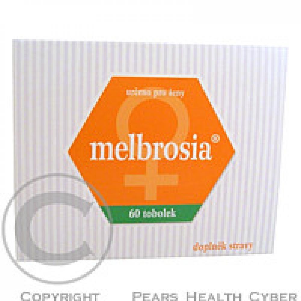 Melbrosia přír.preparát pro ženy v přechodu tob.60