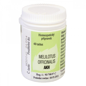 MELILOTUS OFFICINALIS AKH  60 Tablety