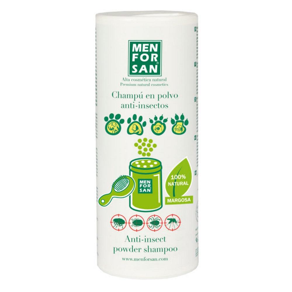 Menforsan Práškový šampon s repelentem pro kočky 250 g
