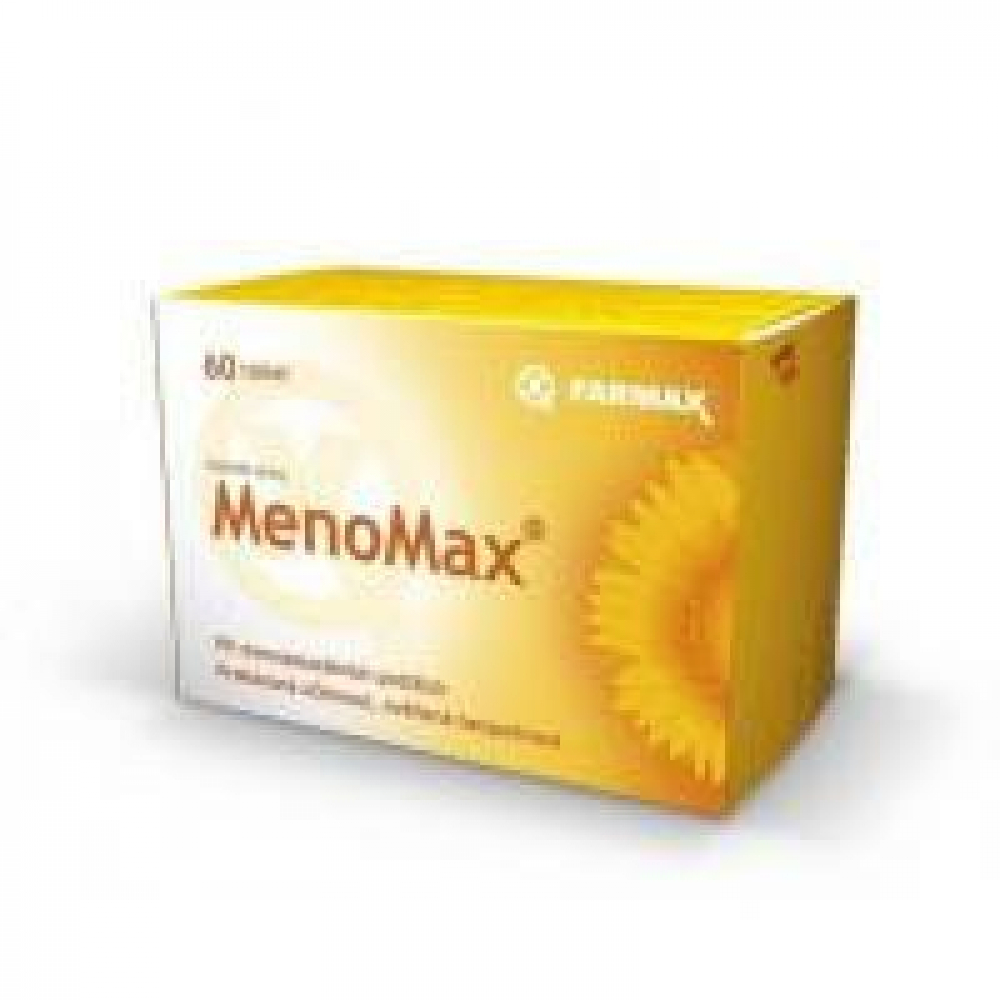 SVUS MenoMax 60 tablet + SVUS MenoMax 60 tablet ZDARMA