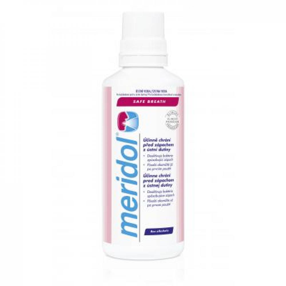 Meridol Safe Breath (Halitosis) ústní voda 400 ml