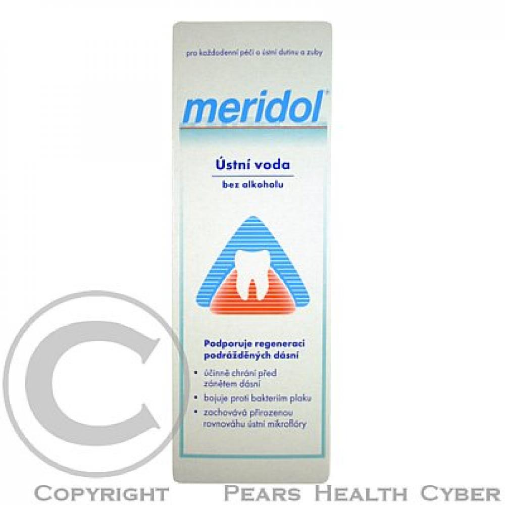 MERIDOL ústní voda 400ml poškozený obal