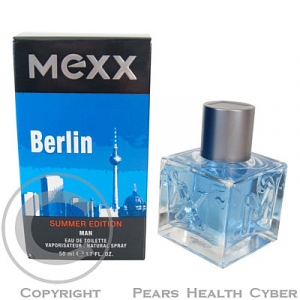 MEXX Berlin Man Edt.50ml