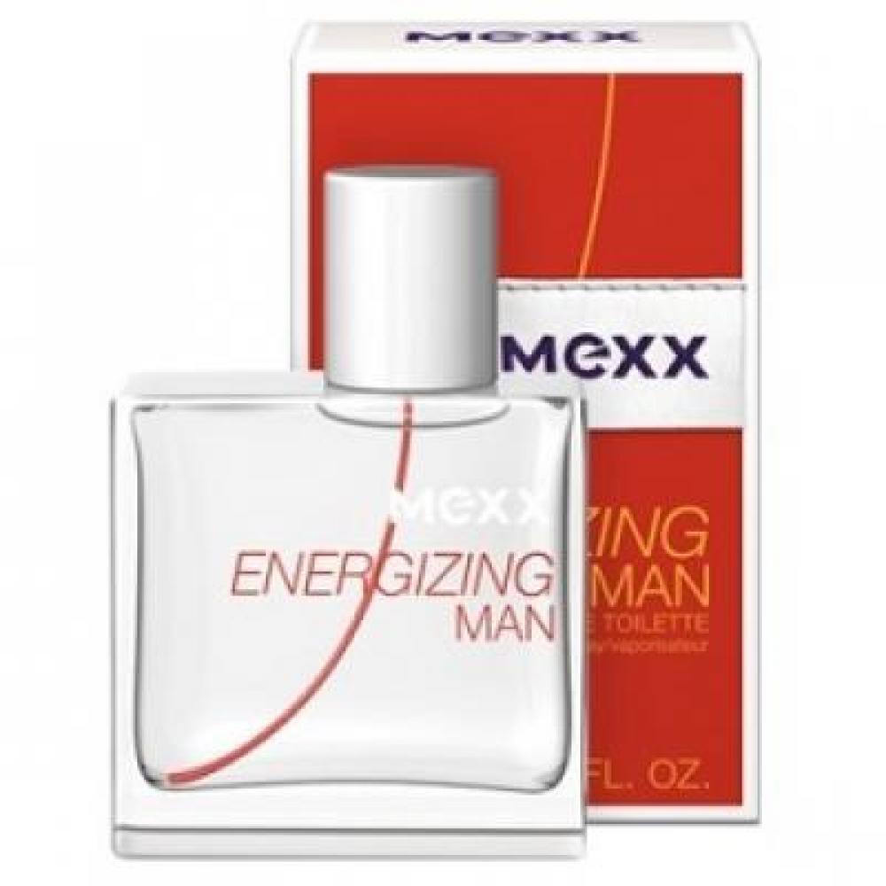 Mexx Energizing Man Toaletní voda 75ml