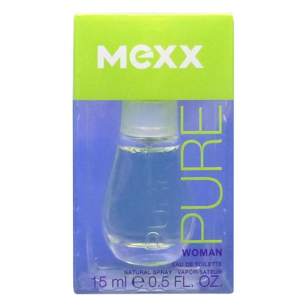 Mexx pure woman edt 15ml spray