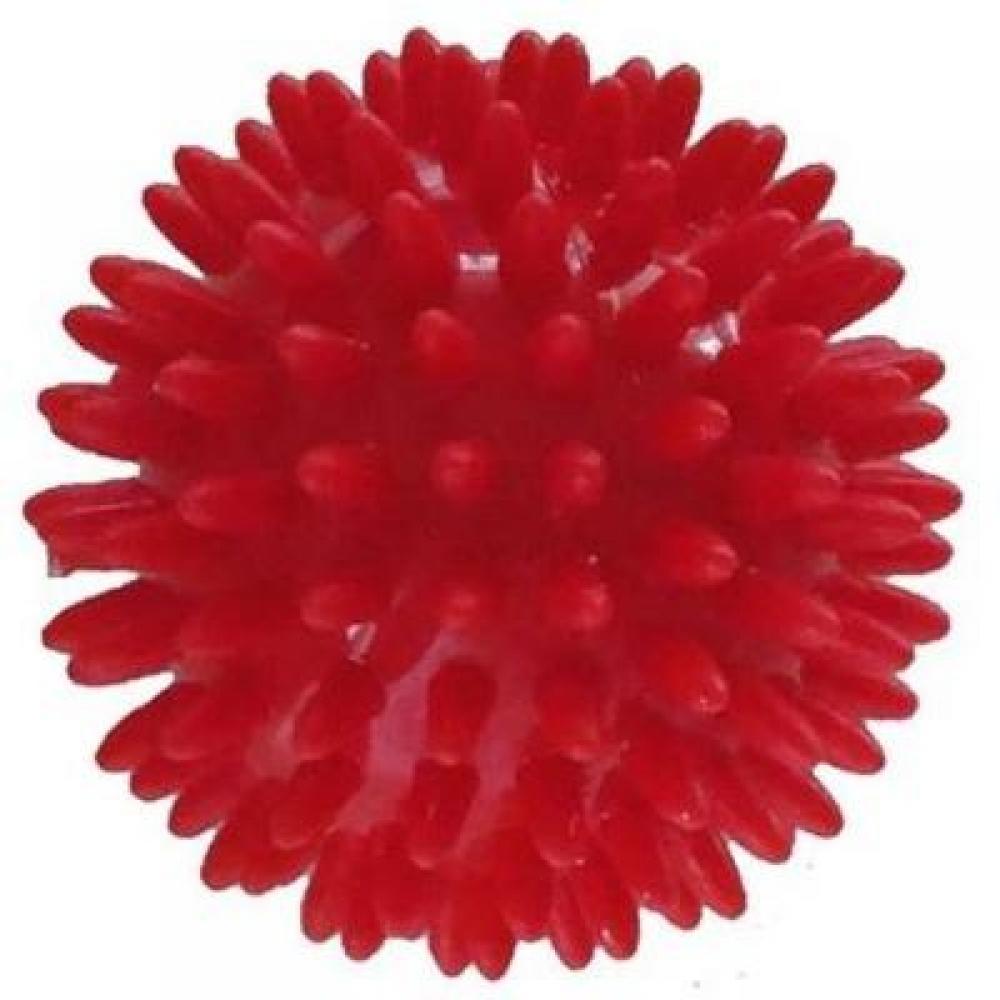 Albert Míč masážní ježek 6cm - oranžový