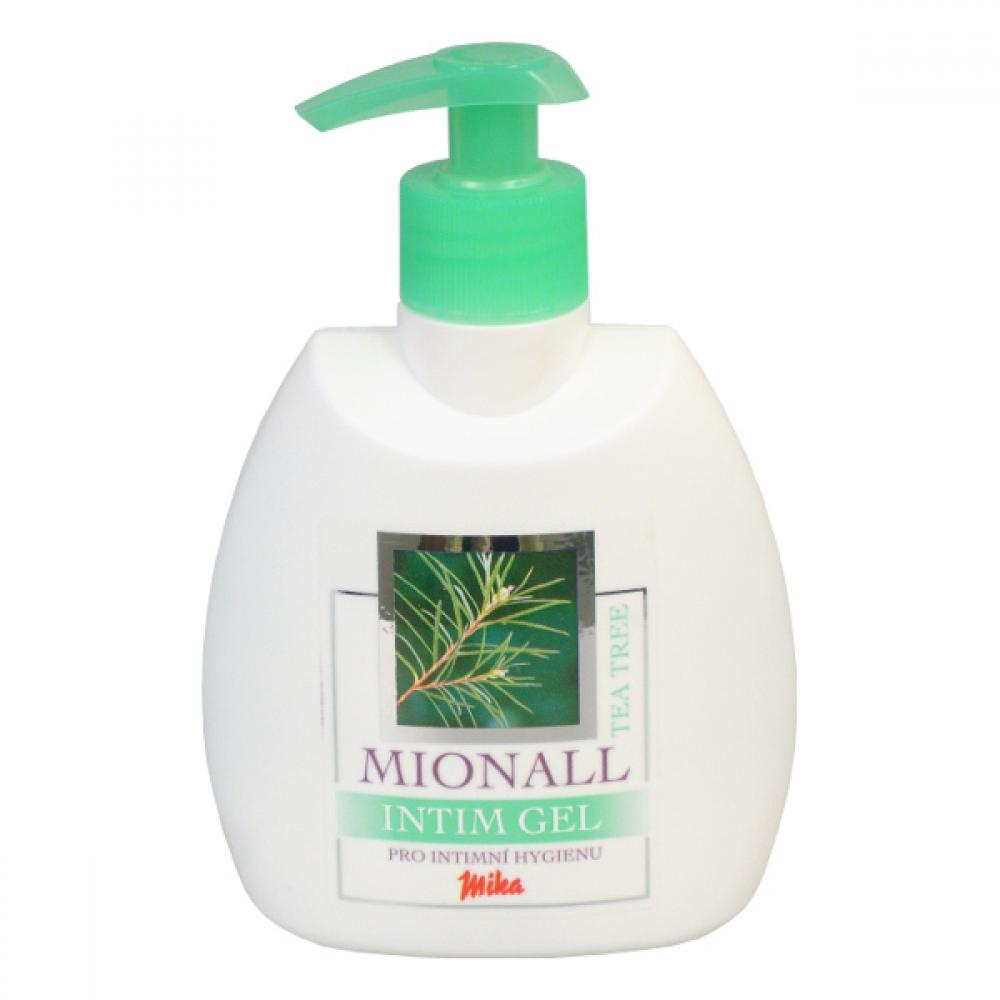 MIKA Mionall Tea Tree Oil 200ml gel pro intimní hygiena