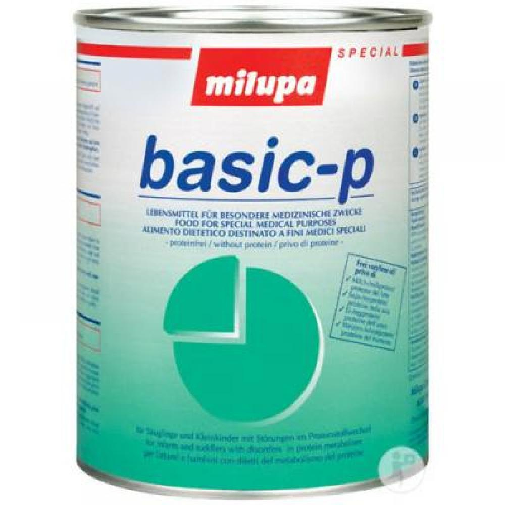 High Quality MILUPA BASIC P 1X400GM Roztok With Basic P&l