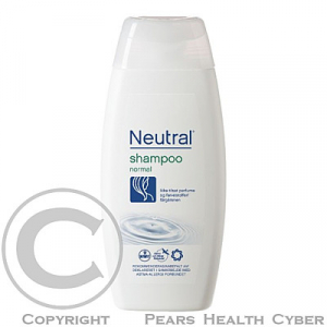 NEUTRAL šampon normal 200 ml pro alergiky