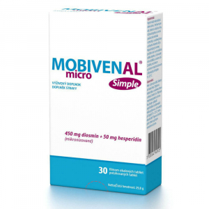 MOBIVENAL micro Simple 30 tablet