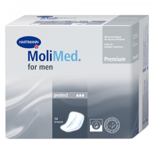 MOLIMED for Men Protect inkontinenční vložky 14 ks