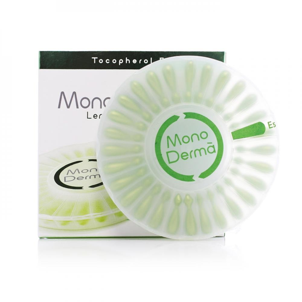 Monodermá E5 Čistý vitamin E 5% 28 ampulí