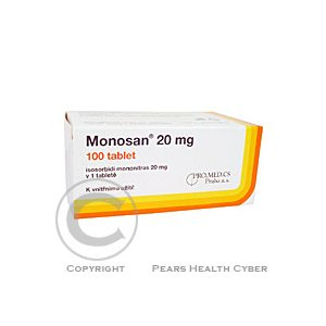 MONOSAN 20 MG  100X20MG Tablety