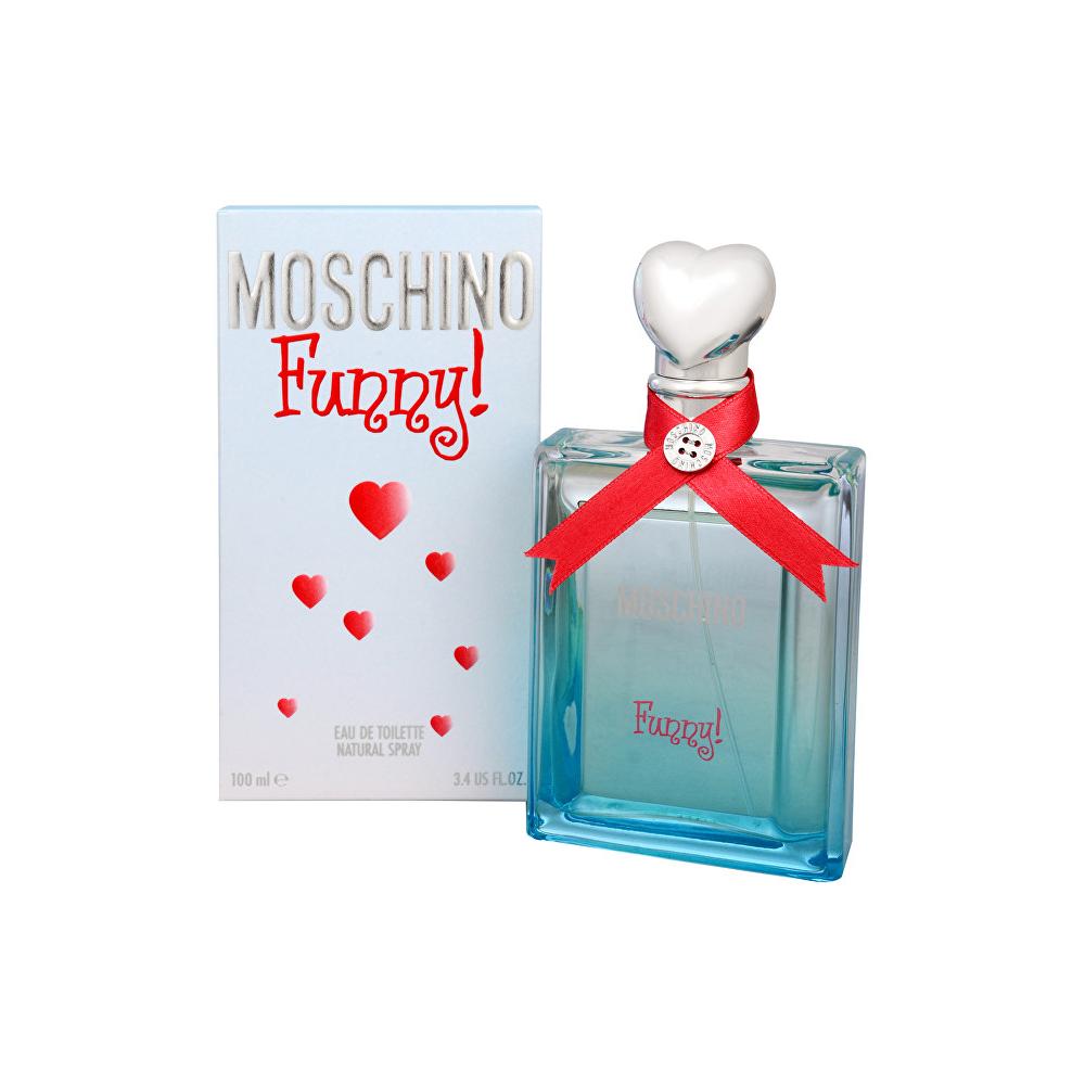 Moschino Funny Toaletní voda 100ml