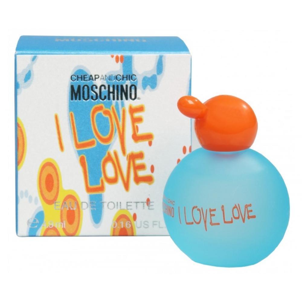 Moschino I Love Love Toaletní voda 4,9ml