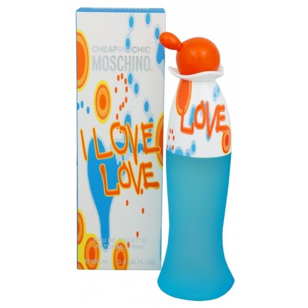 Moschino I Love Love Toaletní voda 30ml