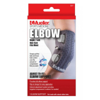MUELLER Adjust-to-fit Elbow Support Ortéza na loket 1 kus