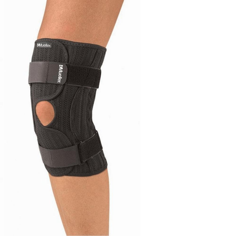 d90ffd9e454 MUELLER Elastic Knee Brace Ortéza na koleno L XL - Lékárna.cz