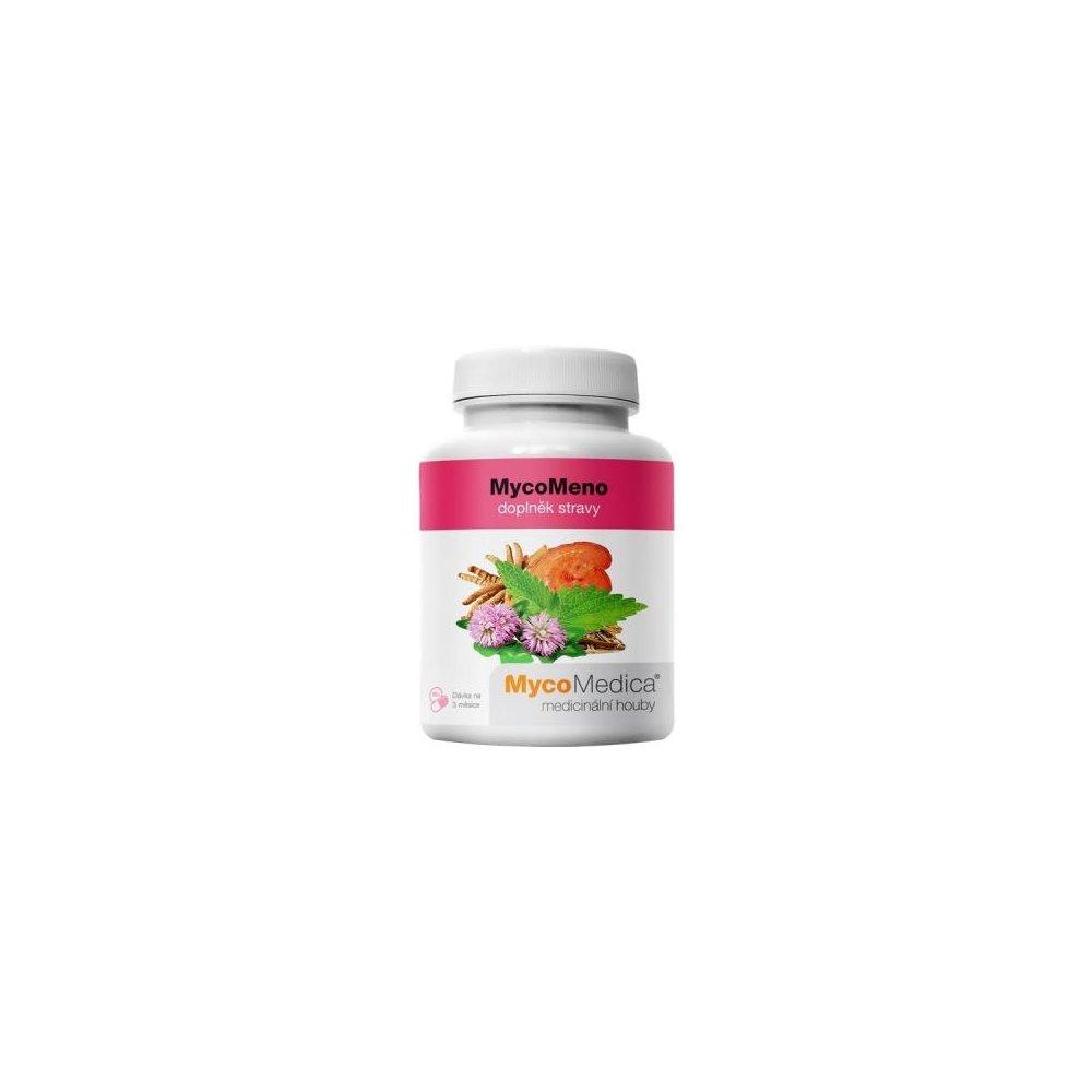 MYCOMEDICA MycoMeno 90 rostlinných veganských kapslí