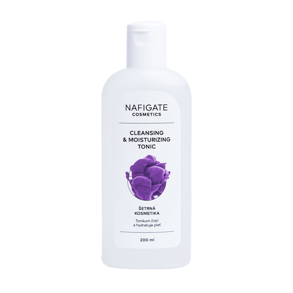 NAFIGATE Cleansing & Moisturizing Tonic 200 ml