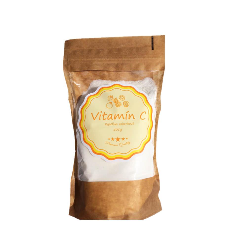 NAJTELO Vitamin C kyselina L-askorbová 1 kg