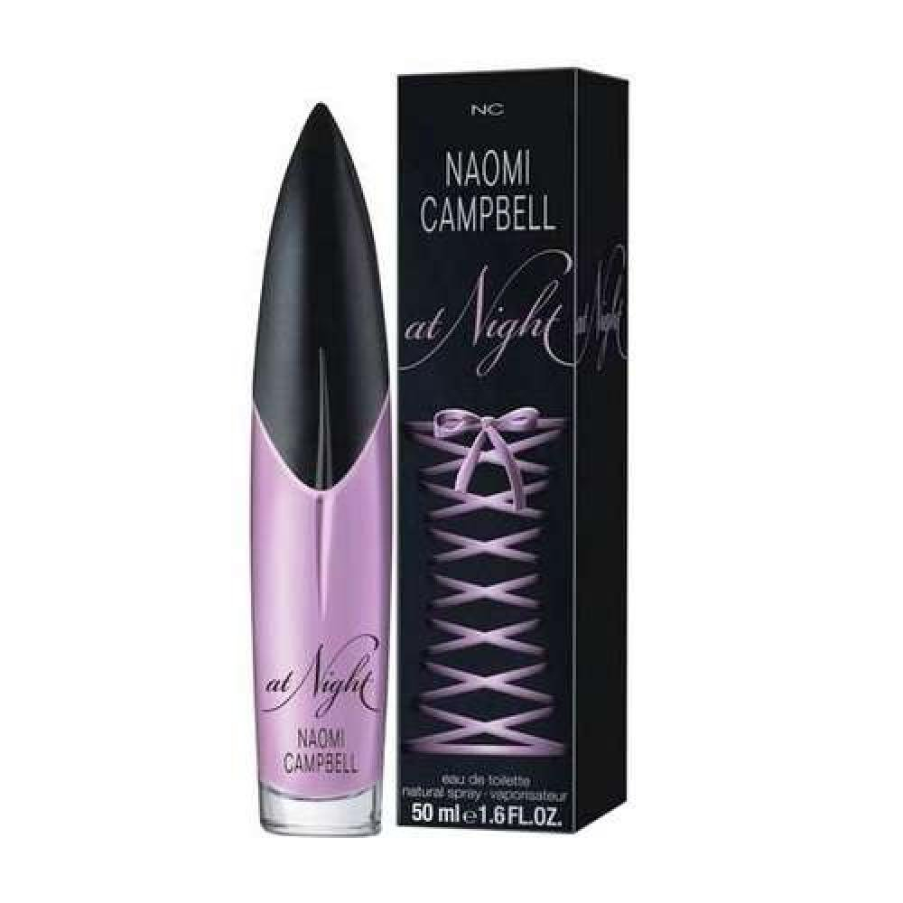 Naomi Campbell Naomi Campbell At Night Toaletní voda 30ml