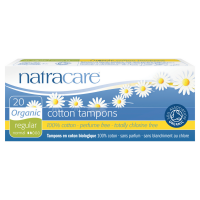 NATRACARE Tampóny REGULAR 20 ks