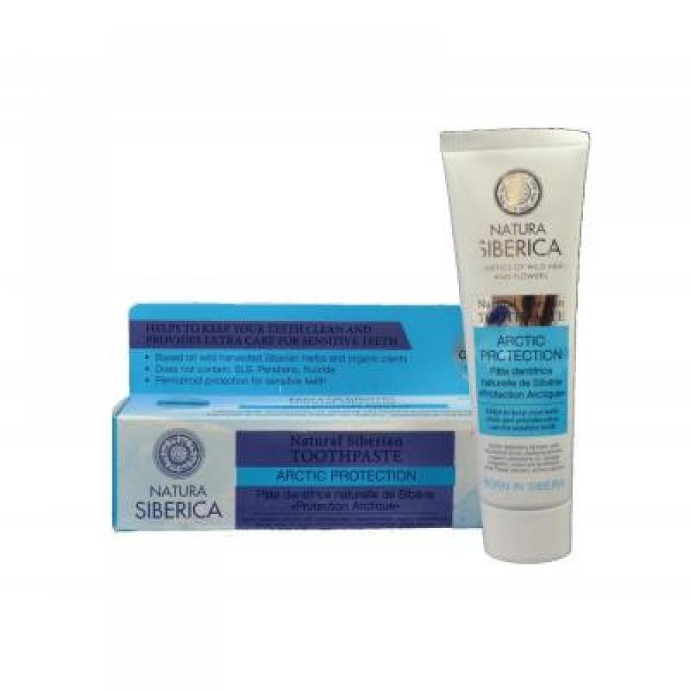 NATURA SIBERICA zubní pasta Artic Protection 100 g