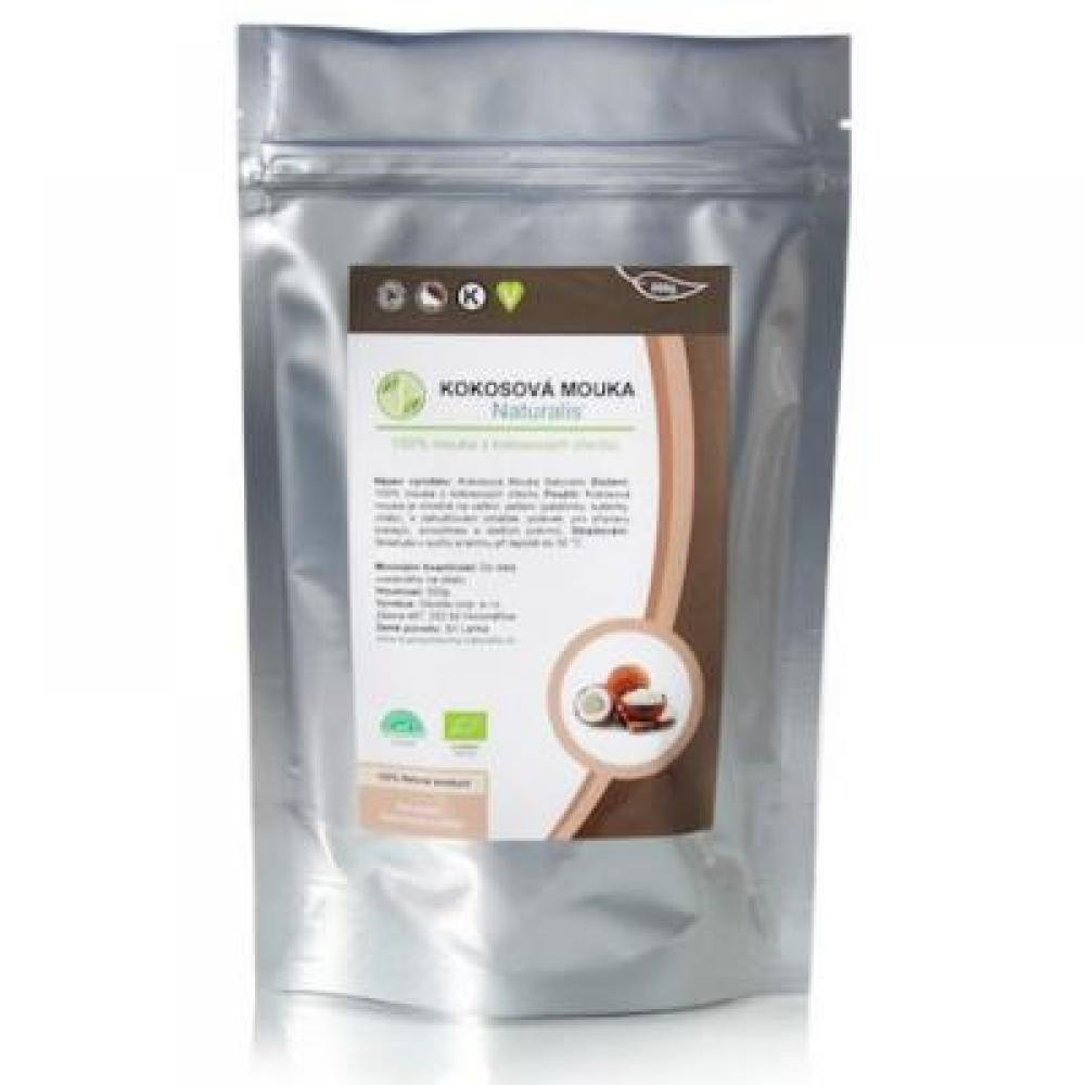 NATURALIS Kokosová mouka 500 g