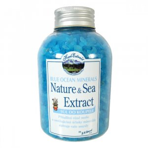 Nature a Sea Extract sůl do koupele Ocean minerals