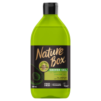 NATURE BOX Sprchový gel Avocado 385 ml