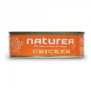 NATUREA GF cat vlhké - Chicken 80 g